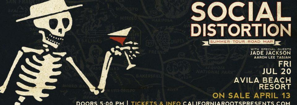 "Social Distortion ""Summer Road Map Tour"""