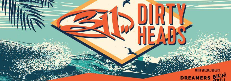 311/Dirty Heads
