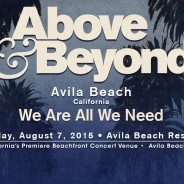 "ABOVE & BEYOND ""We are all we Need"""