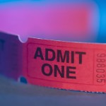 Tickets Admit One