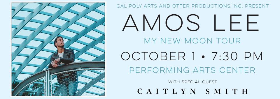 "Amos Lee ""My New Moon Tour"""