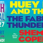 The 25th Annual Avila Beach Blues Festival