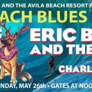26th Annual Avila Beach Blues Festival