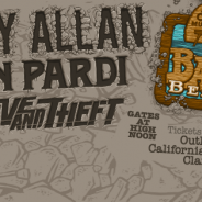 Backwoods Beach Party, the Avila Beach Country Music Festival
