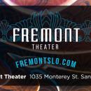 The Historic Fremont Theatre shows