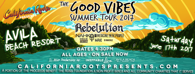 The Good Vibes Summer Tour 2017