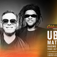UB40 Legends… Ali, Astro, Mickey… 2017 Summer Tour