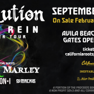 REBELUTION FREE REIN SUMMER TOUR