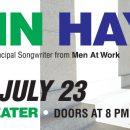 Colin Hay in Concert
