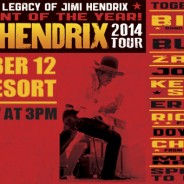 Experience Hendrix 2014 Tour