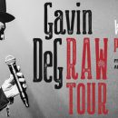"Gavin DeGraw ""RAW TOUR"""