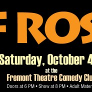 Jeff Ross at the Fremont Theatre Comedy Club