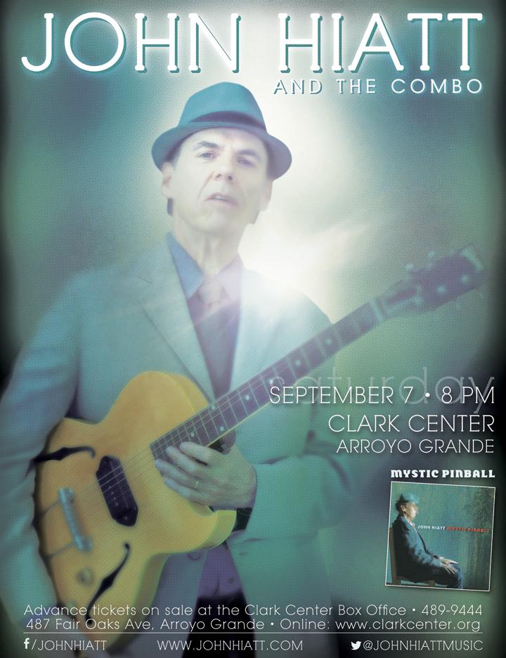 John Hiatt & The Combo