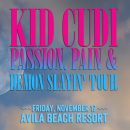 "Kid Cudi ""Passion, Pain & Demon Slayin' Tour"""