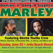 "Damian ""Jr Gong"" Marley & Stephen Marley featuring Ghetto Youths Crew"