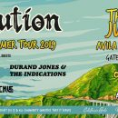 REBELUTION Good Vibes Summer Tour 2019