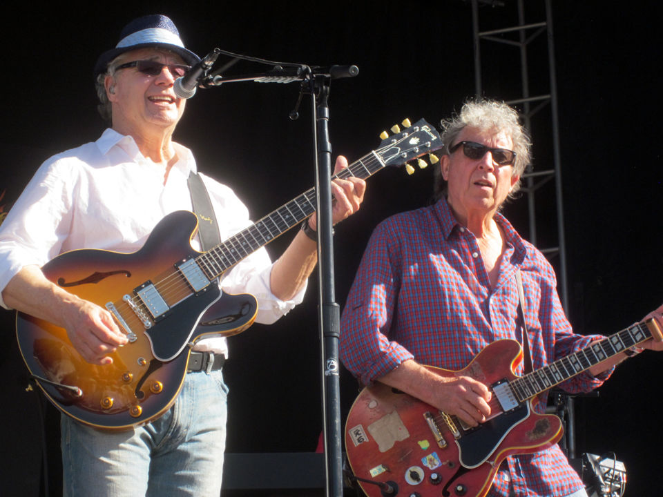 Steve Miller and Elvin Bishop