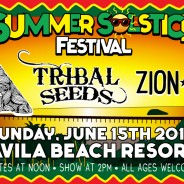 Summer Solstice Festival featuring SOJA, Tribal Seeds, ZION*I & MURS