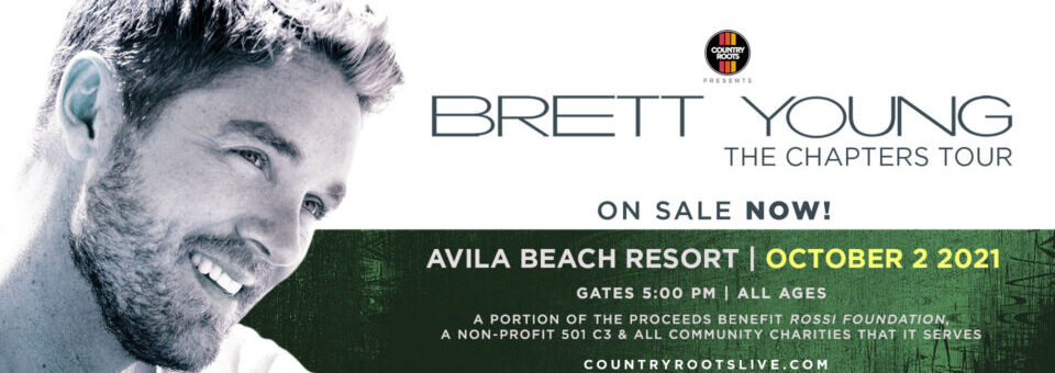 """Brett Young """"The Chapters Tour"""""""