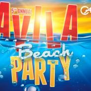 Avila Beach Party