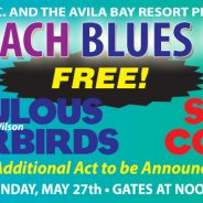 The 25th Annual Avila Beach Blues Festival