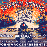 "Slightly Stoopid ""Sounds of Summer Tour 2017"""