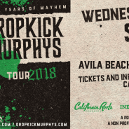 Flogging Molly and Dropkick Murphys