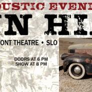John Hiatt Solo & Acoustic