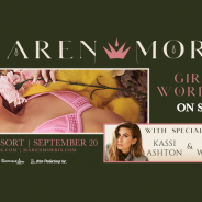 "Maren Morris ""Girl – The World Tour"""