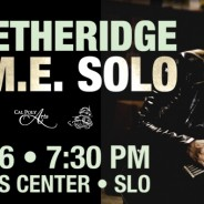 "Melissa Etheridge ""This is M.E. Solo"""