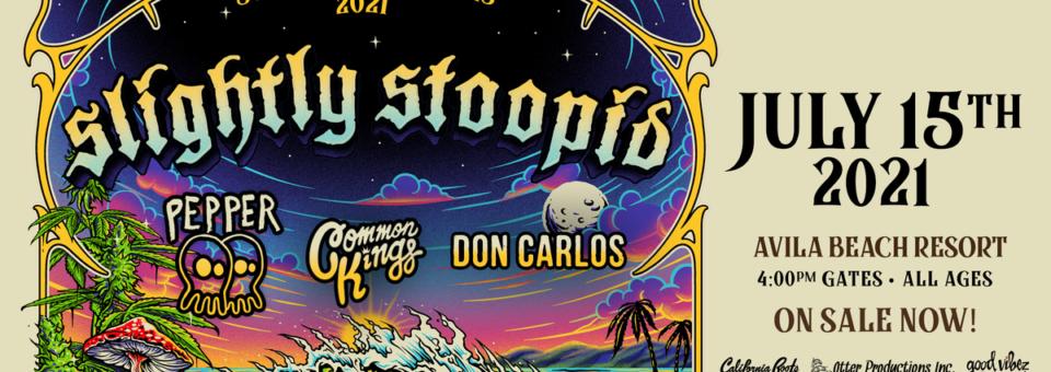 """Slightly Stoopid """"Summer Traditions 2021"""""""