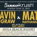 Summer Krush with Gavin DeGraw and Matt Nathanson